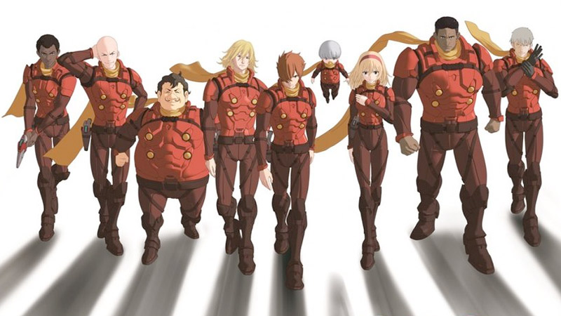 Cyborg 009 - Call of Justice - Chapter 1