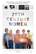 Locandina 20th Century Women