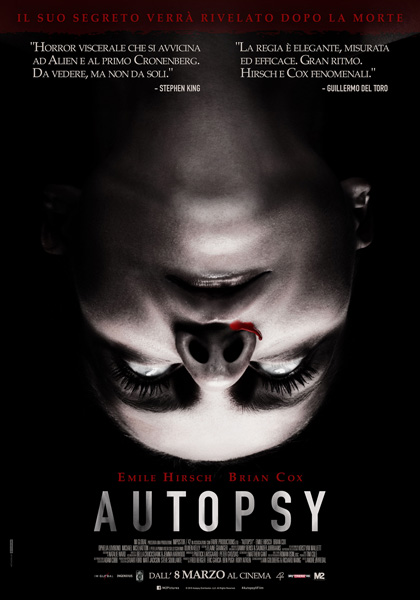 Locandina Autopsy