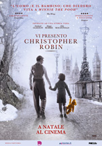 Trailer Addio Christopher Robin