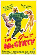 Locandina Il grande McGinty