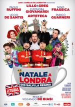 Trailer Natale a Londra - Dio salvi la Regina