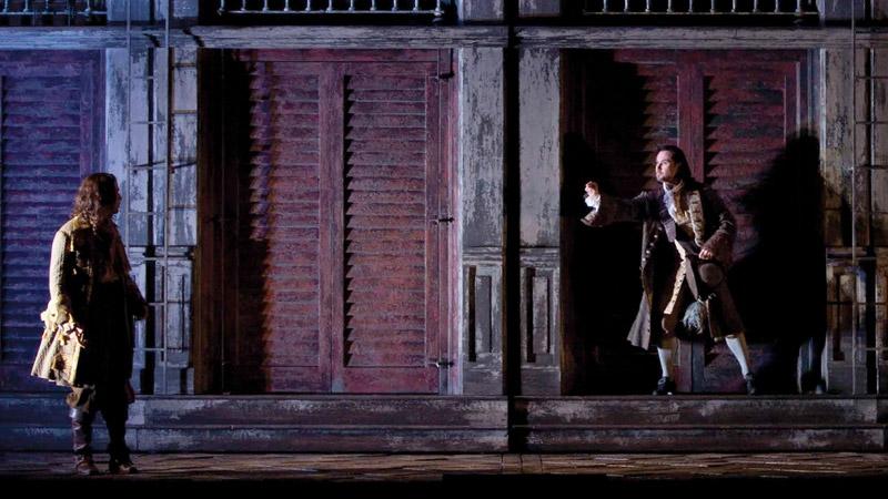 The Metropolitan Opera di New York: Don Giovanni