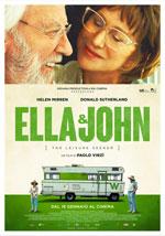 Trailer Ella & John - The Leisure Seeker