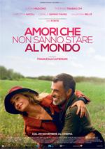 Poster Amori che non sanno stare al mondo  n. 0