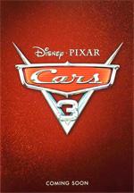 Poster Cars 3  n. 1