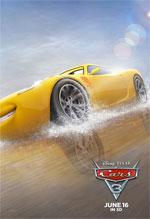 Poster Cars 3  n. 6