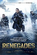 Poster Renegades - Commando d'assalto  n. 1