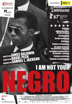 Locandina italiana I Am Not Your Negro