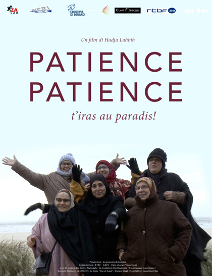 Patience, Patience - You'll Go To Paradise!