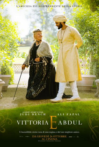 Victoria e Abdul - Dal 26 ottobre al Cinema