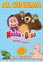 Locandina Masha e Orso - Nuovi Amici