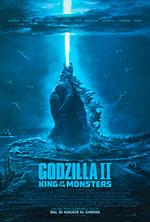 Locandina Godzilla: King of Monsters