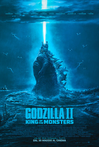 Trailer Godzilla 2: King of the Monsters