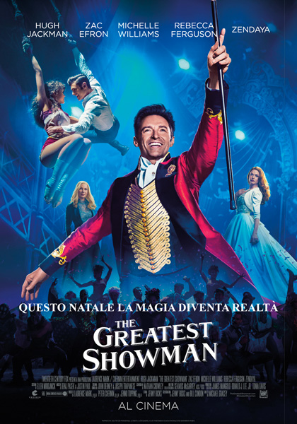 Trailer The Greatest Showman