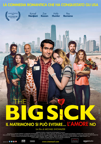 Locandina italiana The Big Sick