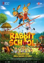 Locandina Rabbit School - Guardians of the Golden Egg