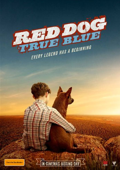 Trailer Red Dog: True Blue