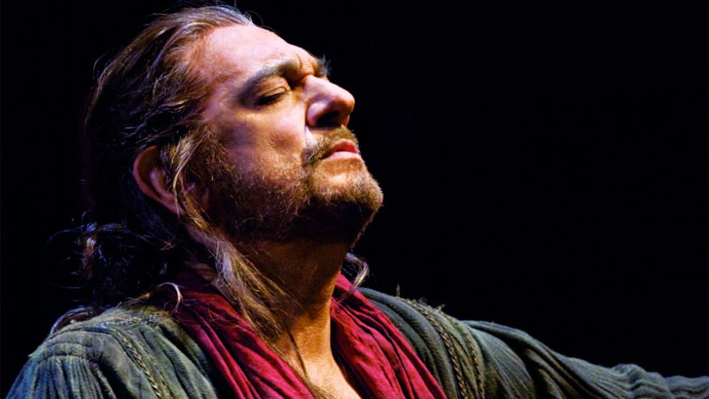 The Metropolitan Opera di New York: Nabucco