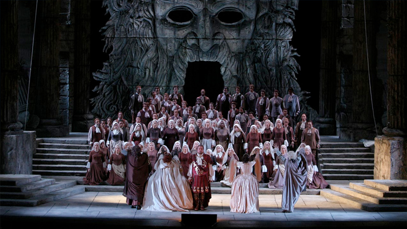 The Metropolitan Opera di New York: Idomeneo