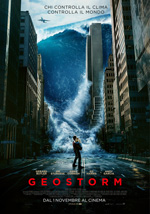 Poster Geostorm  n. 0