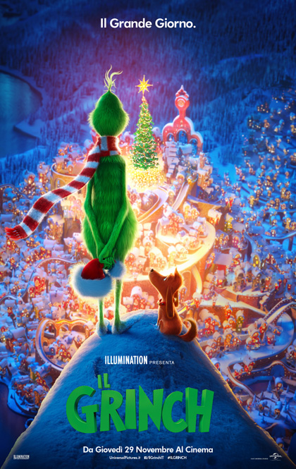Trailer Il Grinch
