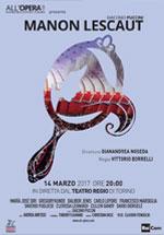 Teatro Regio di Torino: Manon Lescaut