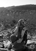 Locandina Woman and the Glacier