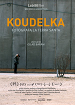 Trailer Koudelka fotografa la Terra Santa