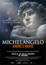 Trailer Michelangelo - Amore e Morte