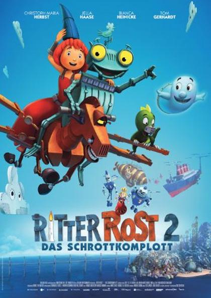 Ritter Rost 2: Das Schrottkomplott