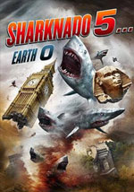 Trailer Sharknado 5... Earth 0