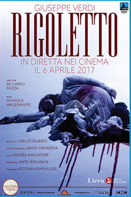 Teatro Gran Liceu di Barcellona: Rigoletto