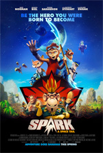 Trailer Spark: A Space Tail