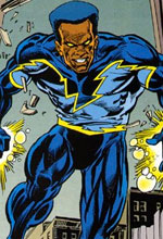 Trailer Black Lightning