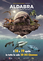 Trailer Aldabra - C'era una volta un'isola