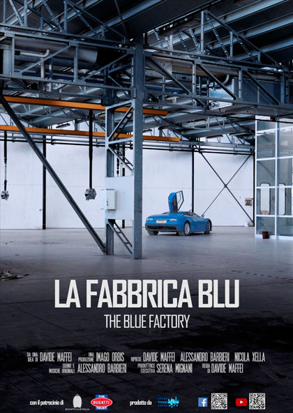 La Fabbrica Blu