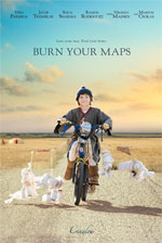 Locandina Burn Your Maps