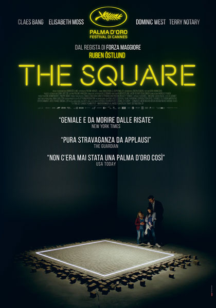 Trailer The Square