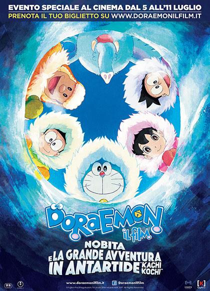 Trailer Doraemon - La Grande Avventura in Antartide