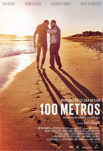 Locandina 100 Metros