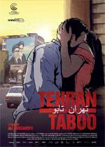 Locandina Tehran Taboo