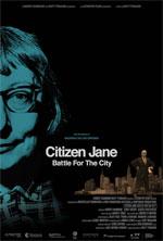 Locandina Citizen Jane: Battle for the City