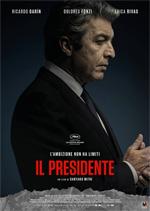 Trailer La cordillera