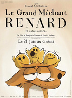 Trailer Le Grand Méchant Renard et autres contes