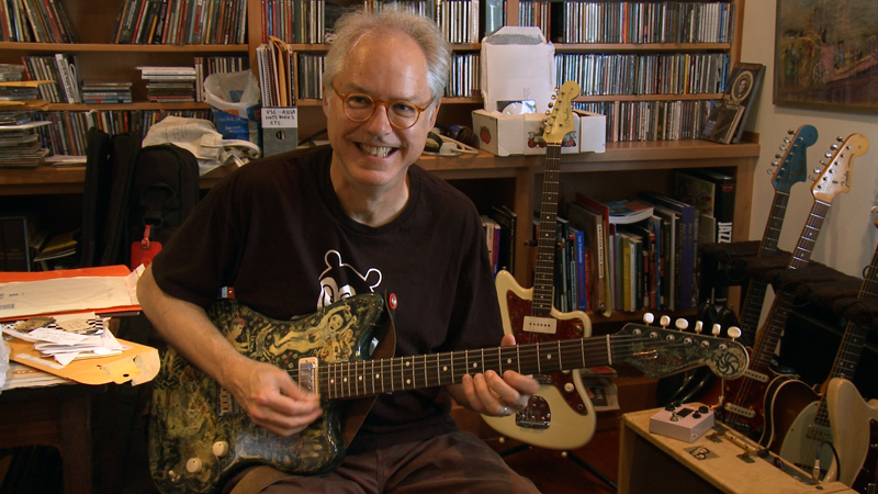 Bill Frisell: A Portrait
