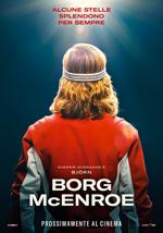 Poster Borg McEnroe  n. 1