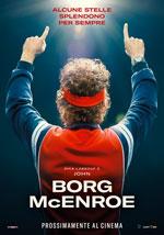 Poster Borg McEnroe  n. 2