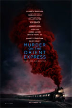 Poster Assassinio sull'Orient Express  n. 1