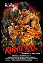 Trailer Karate Kill